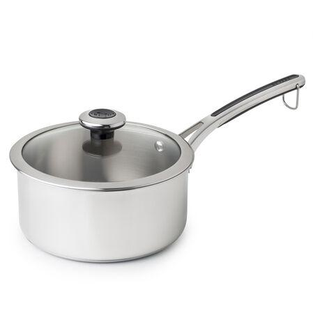 Copper Confidence Core™ 3-qt Stainless Steel Sauce Pot w/ Lid